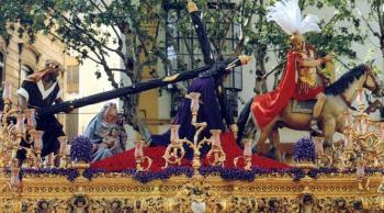 Cristo de las tres Caídas Sevilla