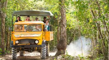 Excursión en Riviera Maya