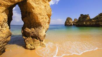 Velero por el Algarve