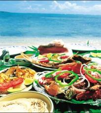 Cocina Riviera Maya en la Playa