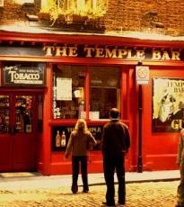 Irlanda Temple Bar