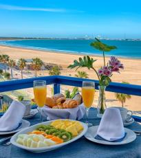 Hotel en primera línea de playa