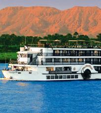 crucero río Nilo