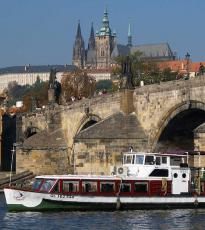 Vltava, Praga