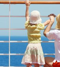 crucero con niños